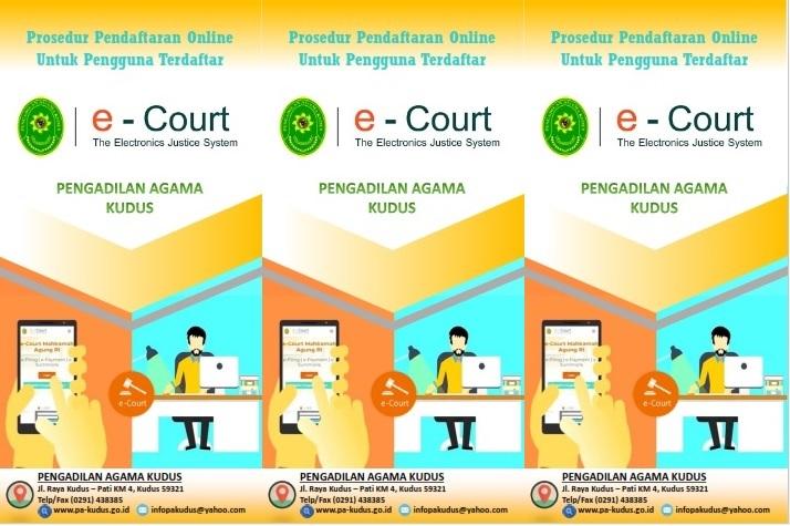 POJOK E-COURT